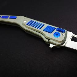 Couteau de luxe, couteau artisanal francais