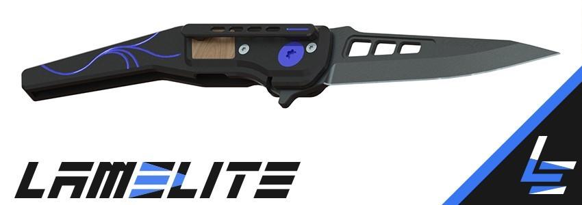 Couteau de poche haut de gamme